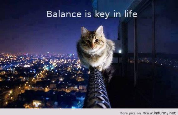 Its-about-balance